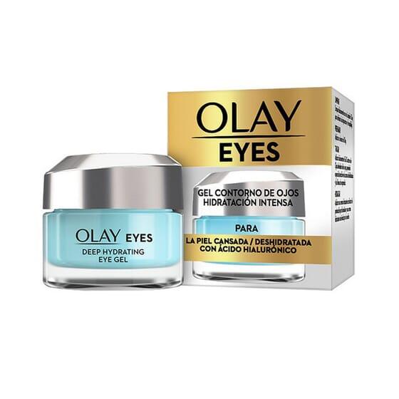 Eye Gel Contorno de olhos Hidratante Profundo 15 ml da Olay