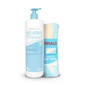 Dexeryl Shower Creme De Duche + Necessaire Oferta da Ducray