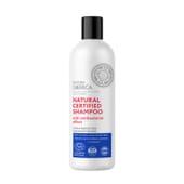 Champú Natural Certificado Efecto Higienizante Bio 400 ml de Natura Siberica