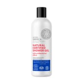 Gel de Duche Natural Certificado Efeito Higienizante Bio 400 ml da Natura Siberica