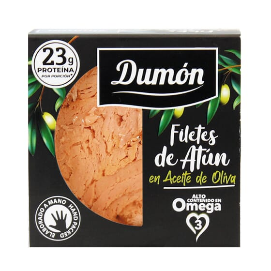 Filetes de Atum em Azeite 115g da Dumon