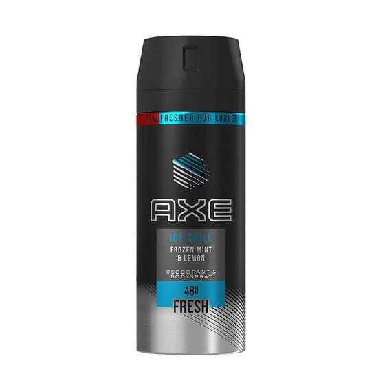 Ice Chill Frozen Mint Lemon 48H Fresh Desodorizante Spray 200 ml da Axe