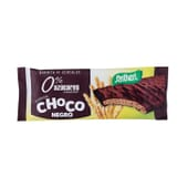 Barras Cereais Chocolate Preto 17g 6 Unds da Santiveri