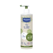 Gel Shampoing Sans Parfum Bio 400 ml de Mustela