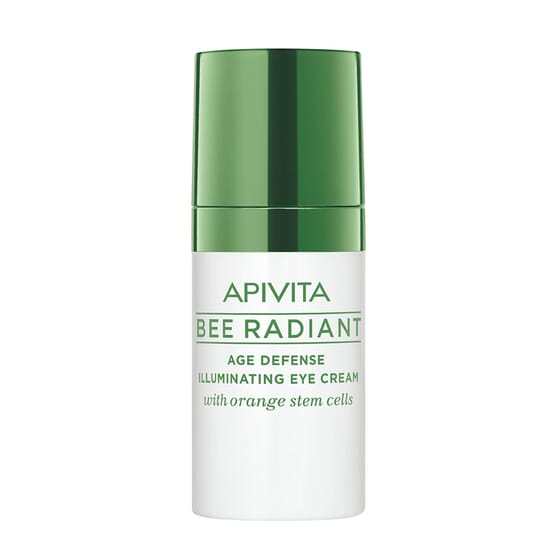 Be Radiant Contorno de Olhos 15 ml da Apivita