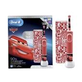Oral-B Escova Eléctrica Cars Vitality Kids da Oral-B