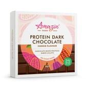 Cioccolato Fondente Proteico 90g di Amazin' Foods