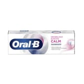 Oral-B Pasta Gengivas Sensíveis Calm Branqueadora 75 ml da Oral-B