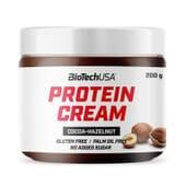Protein Cream 200g de Biotech USA