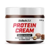 Protein Cream 200g da Biotech USA