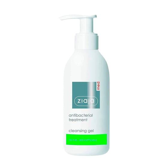 Gel de Limpeza Anti-imperfeições 200 ml da Ziaja Med