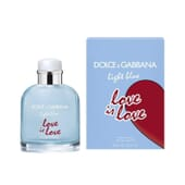 Light Blue Pour Homme Love Is Love Limited EDT 125 ml da Dolce & Gabbana