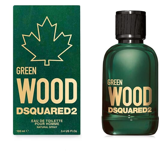 Green Wood Pour Homme EDT 100 ml da Dsquared2