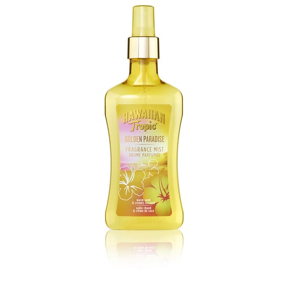 Golden Paradise Fragrance Mist 250 ml da Hawaiian Tropic
