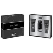 Explorer Lote EDP + After Shave + Gel De Ducha de Montblanc
