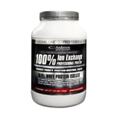 100% Ion Exchange Professional Protein 2000g da Anderson Research