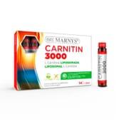 Carnitin 3000 25 ml 14 Viales de Marnys