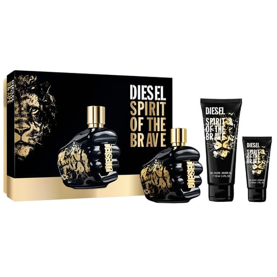 Spirit Of The Brave Lote 3 Pçs  da Diesel