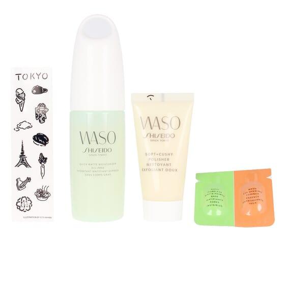 Waso Quick Matte Moisturizer Oil-Free da Shiseido