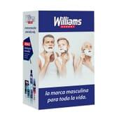 Aqua Velva Lote Aftershave + Espuma + Desodorizante Spray da Williams