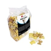 Biscoitos Mini Puppy Mix 500g da Nayeco