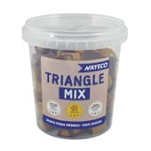 Triangle Mix Snack Para Perros 500g de Nayeco