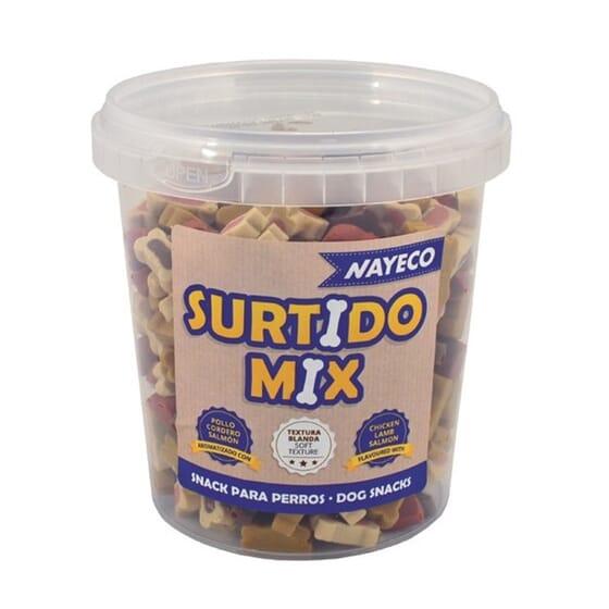 Sortido Mix Snack Para Cães 500g da Nayeco