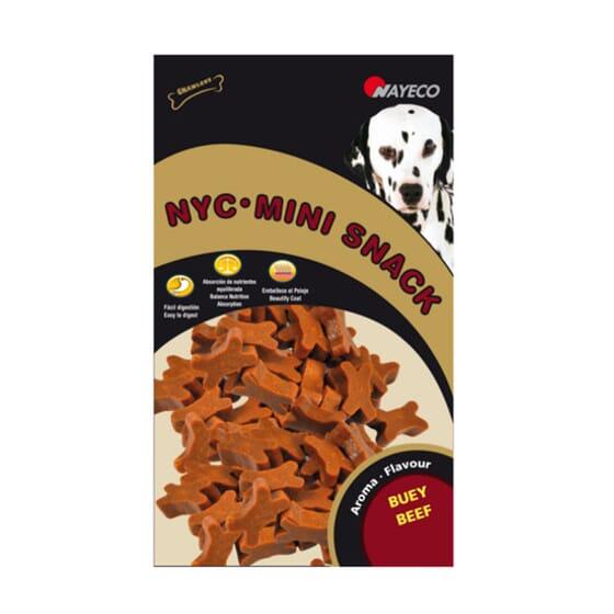 NYC Mini Snack Vaca 60g da Nayeco
