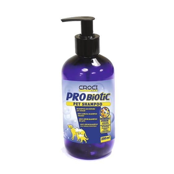 Croci Probiotic Champô Anti-odor 250 ml da Croci Gill's