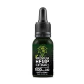 Óleo de Cânhamo 10% CBD 1000 mg 10 ml da Royal CBD