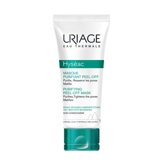 Hyséac Máscara Purificante Peel-Off 50 ml da Uriage