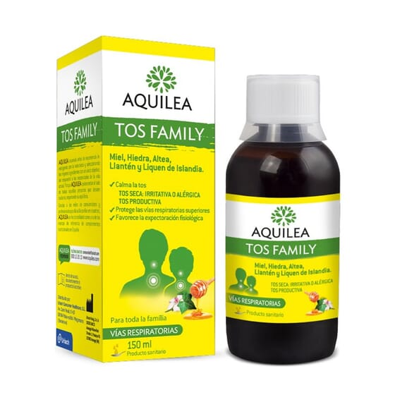 Aquilea Tosse Family 150 ml da Aquilea