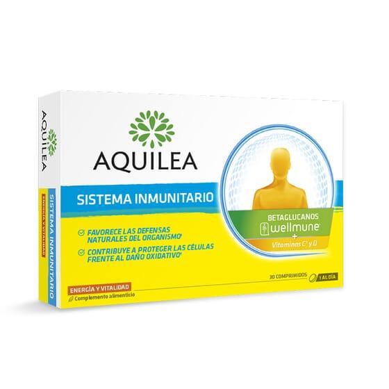 Aquilea Sistema Imunitário 30 Tabs da Aquilea