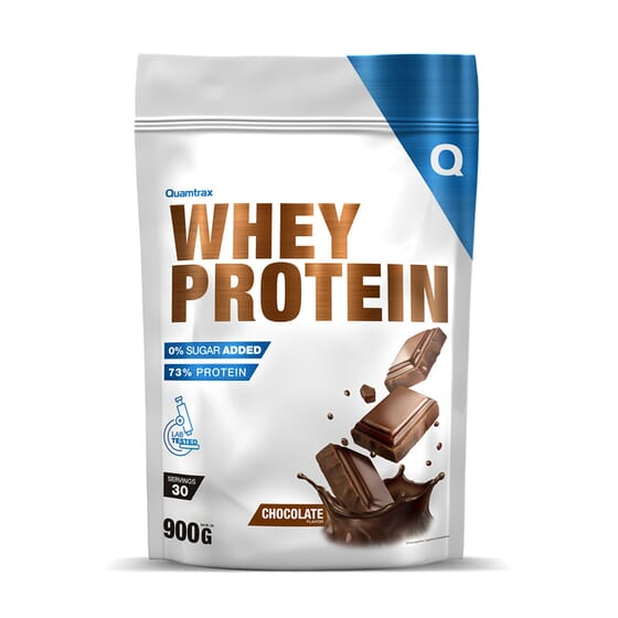 Whey Protein 900g da Quamtrax Direct