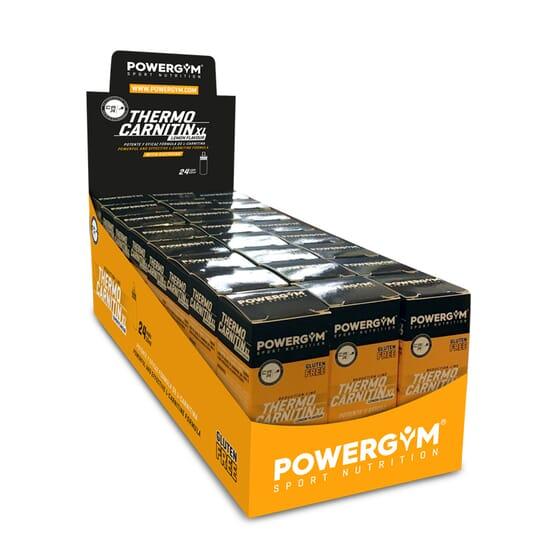 Thermocarnitin XL 10 ml 24 Frascos da Powergym