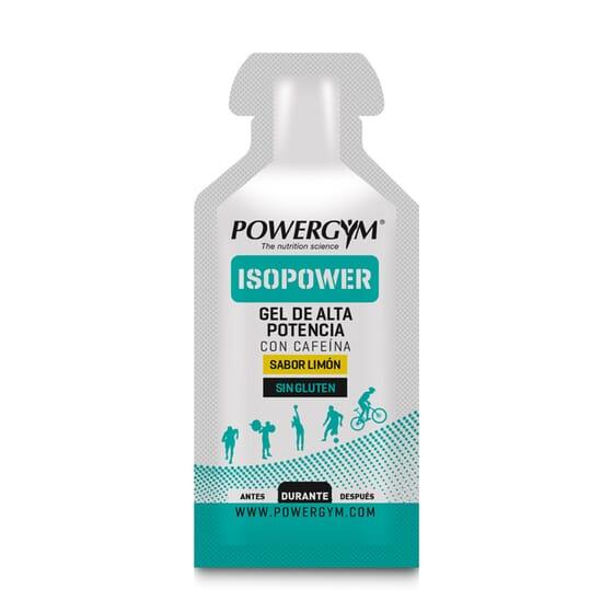 Isopower Gel Cafeína 40g da Powergym
