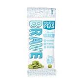 Brave Roasted Peas Classic Sal Marina 35g de Brave