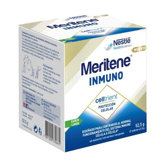 Inmuno Celltrient Proteção Celular 21 Saquetas da Meritene