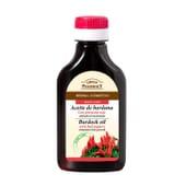Aceite De Bardana Pimienta Roja Estimula El Crecimiento 100 ml de Green Pharmacy
