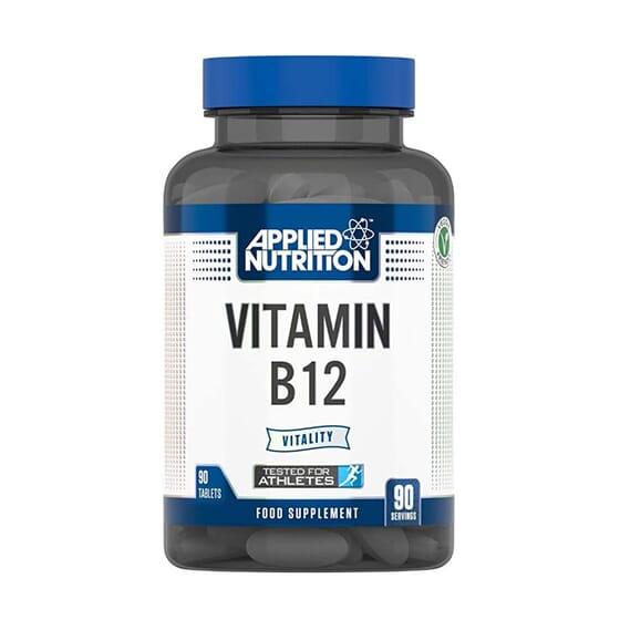 Vitamina B12 90 Tabs da Applied Nutrition