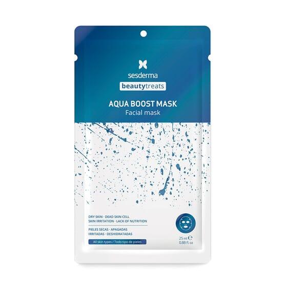 Beauty Treats Aqua Boost Máscara Hidratante 25 ml da Sesderma
