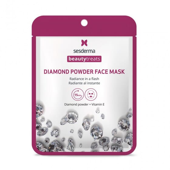 Beauty Treats Diamond Powder Máscara Facial 22 ml da Sesderma