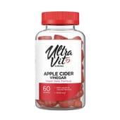 Ultravit Gummies Apple Cider Vinegar 60 Gominolas de Vplab Nutrition