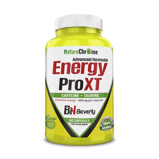 Energy Pro XT 60 Caps da Beverly Nutrition