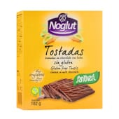 Tostadas Chocolate Con Leche Noglut 17g 6 Uds de Santiveri