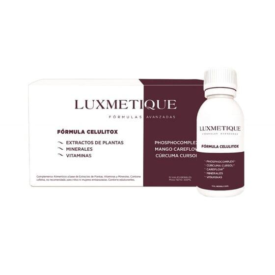 Fórmula Celulitox 15 Frascos da Luxmetique