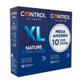 Control Nature Xtra Large Mega Poupança 12 Unds 2 Unds da Control