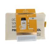 Heliocare 360 Mineral Tolerance SPF50 + Ampollas + Neceser de Heliocare