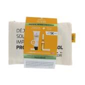 Heliocare 360 Gel Oil Free SPF50 + Ampolas Oil-Free + Necessaire da Heliocare