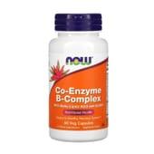 Co-Enzyme B-Complex 60 VCaps de Now Foods